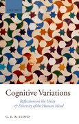 Cover for Cognitive Variations