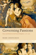 Cover for Governing Passions