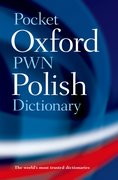 Cover for Pocket Oxford PWN Polish Dictionary