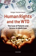 Cover for Human Rights and the WTO