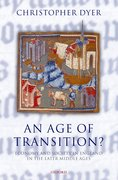 An Age of Transition?