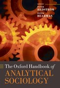 Cover for The Oxford Handbook of Analytical Sociology