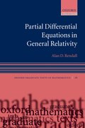 Cover for Partial Differential Equations in General Relativity