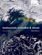 Cover for Fundamentals of Weather and Climate