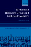 Cover for Riemannian Holonomy Groups and Calibrated Geometry