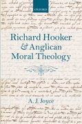 Cover for Richard Hooker and Anglican Moral Theology