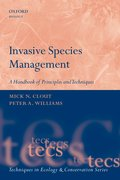 Cover for Invasive Species Management