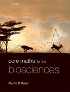 Cover for Core Maths for the Biosciences
