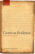 Cover for Cicero as Evidence