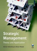 Haberberg and Rieple: Strategic Management