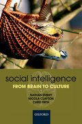 Cover for Social Intelligence