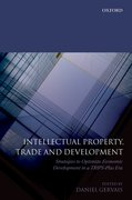 Cover for Intellectual Property, Trade and Development