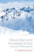 Cover for Natural Signs and Knowledge of God