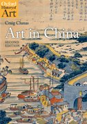 Cover for Art in China