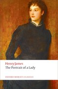 Cover for The Portrait of a Lady