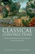 Cover for Classical Constructions
