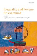 Cover for Inequality and Poverty Re-Examined