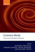 Cover for Common Minds