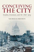 Cover for Conceiving the City
