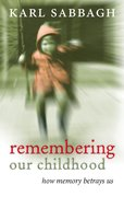 Cover for Remembering our Childhood