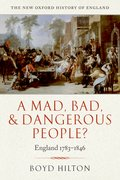 Cover for A Mad, Bad, and Dangerous People?