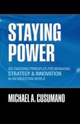 Cover for Staying Power