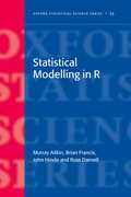 Cover for Statistical Modelling in R