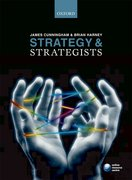 Cover for Strategy and Strategists
