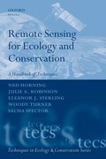 Cover for Remote Sensing for Ecology and Conservation