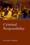 Cover for Criminal Responsibility