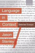 Cover for Language in Context