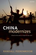 Cover for China Modernizes