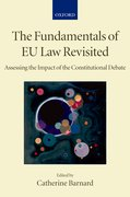 Cover for The Fundamentals of EU Law Revisited