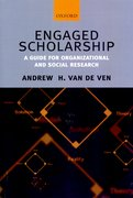 Cover for Engaged Scholarship