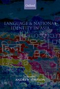 Cover for Language and National Identity in Asia