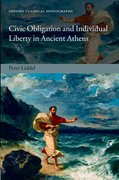 Cover for Civic Obligation and Individual Liberty in Ancient Athens