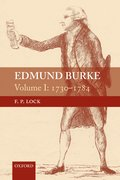 Cover for Edmund Burke, Volume I