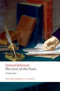 Cover for The Lives of the Poets
