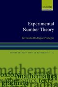 Cover for Experimental Number Theory