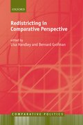 Cover for Redistricting in Comparative Perspective