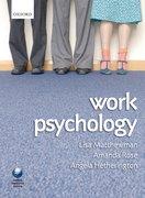 Matthewman, Rose & Hetherington: Work Psychology