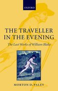 Cover for The Traveller in the Evening