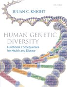 Cover for Human Genetic Diversity