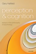 Cover for Perception and Cognition