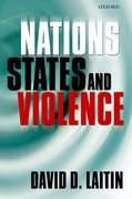 Cover for Nations, States, and Violence