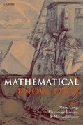 Cover for Mathematical Knowledge