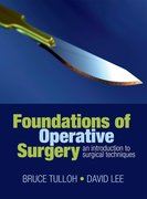 Foundations of Operative Surgery