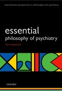 Cover for Esssential Philosophy of Psychiatry