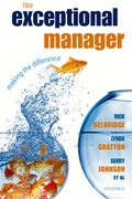 Cover for The Exceptional Manager