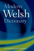 Cover for Modern Welsh Dictionary